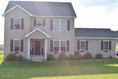 Elysburg PA Single Family Home For Sale: $234,500