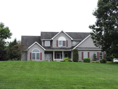 Bloomsburg Single Family Home For Sale: 38 Eckroth Rd
