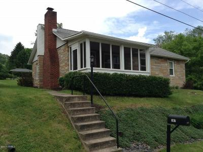 Bloomsburg Single Family Home For Sale: 187 Spring Garden Avenue