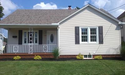 Single Family Home For Sale: 1728 Walnut Street
