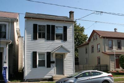 Single Family Home For Sale: 733 Grand Street