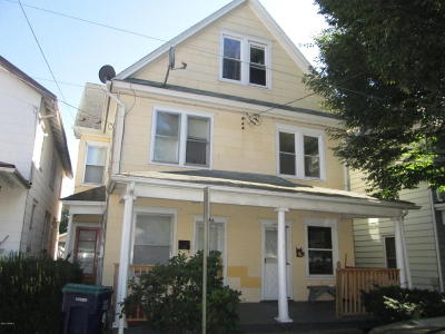 Bloomsburg Multi Family Home For Sale: 326-328 E 4th St