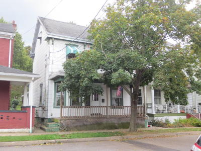 Single Family Home For Sale: 140 N 2nd Street