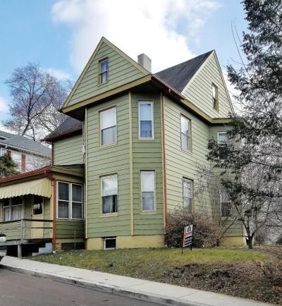 Bloomsburg Single Family Home For Sale: 370 W 3rd St
