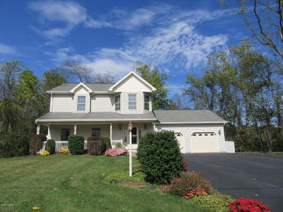 Single Family Home For Sale: 215 Lindy Acre Rd