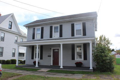Single Family Home For Sale: 224 E 4th St