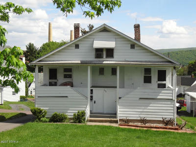 Bloomsburg Multi Family Home For Sale: 332 Fair St