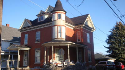 Bloomsburg Single Family Home For Sale: 28 W 4th St