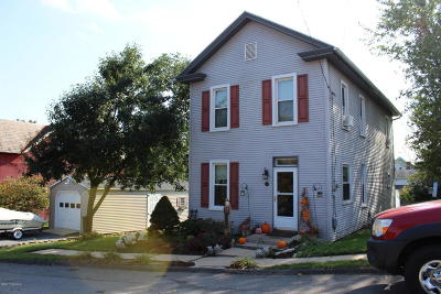 Single Family Home For Sale: 216 High St