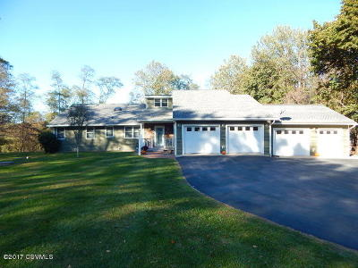 Danville Single Family Home For Sale: 329 Brewery Hollow Rd