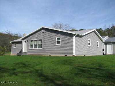 Catawissa PA Single Family Home For Sale: $249,900