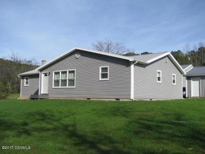 Single Family Home For Sale: 151-A Black Bear Drive