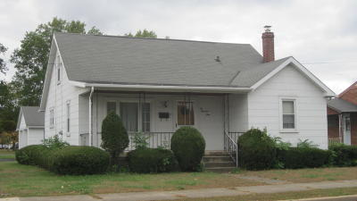 Single Family Home For Sale: 601 E. 10th Street