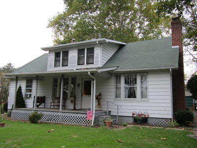 Single Family Home For Sale: 7105 Old Berwick Rd