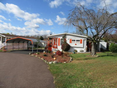 Single Family Home For Sale: 146 W Dawalt St
