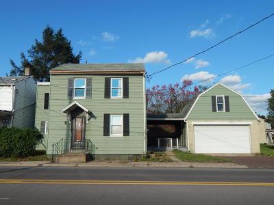 Danville Single Family Home For Sale: 369 Walnut St