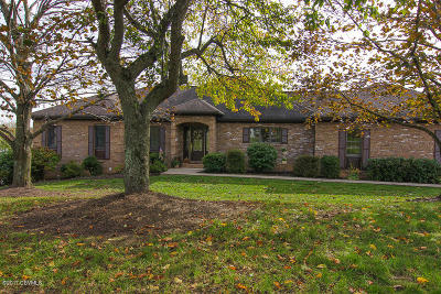 Bloomsburg Single Family Home For Sale: 1216 Summit Road