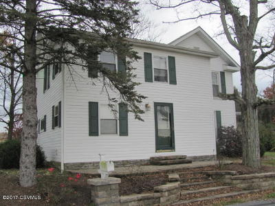 Danville Single Family Home For Sale: 72 McCormick Rd