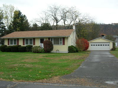 Bloomsburg Single Family Home For Sale: 3780 1st St
