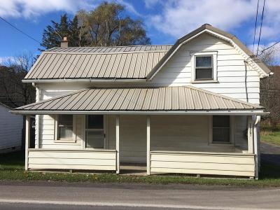 Single Family Home For Sale: 2929a State Route 42