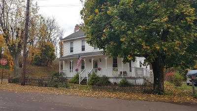Catawissa PA Single Family Home For Sale: $199,900