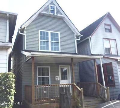 Single Family Home For Sale: 638 N 3rd St