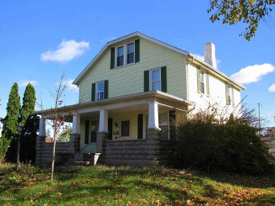 Single Family Home For Sale: 426 Pearson Ave
