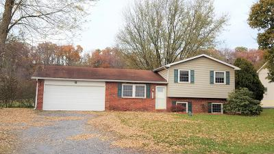 Single Family Home For Sale: 2850 Buffalo Rd