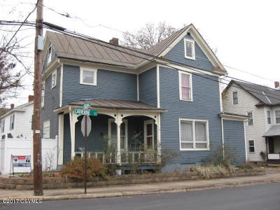 Bloomsburg Single Family Home For Sale: 167 E 8th St