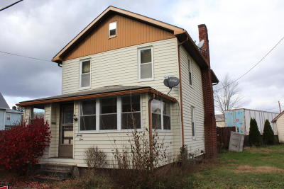 Single Family Home For Sale: 21 Wood St