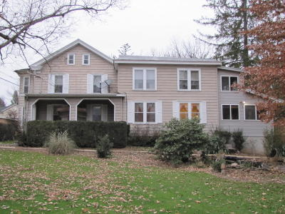 Single Family Home For Sale: 1495 Pa-235