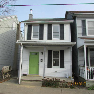 Single Family Home For Sale: 824 S River Ave