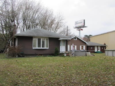 Single Family Home For Sale: 801 Arnold Street