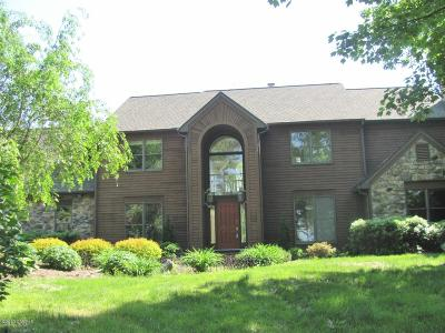 Danville Single Family Home For Sale: 251 Timberwood Drive