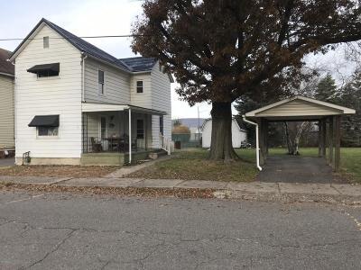 Berwick PA Single Family Home For Sale: $94,000