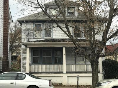Single Family Home For Sale: 357 East St