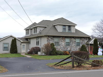 Bloomsburg Single Family Home For Sale: 3525 Old Berwick Rd
