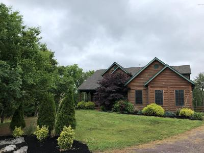 Nescopeck PA Single Family Home For Sale: $336,900