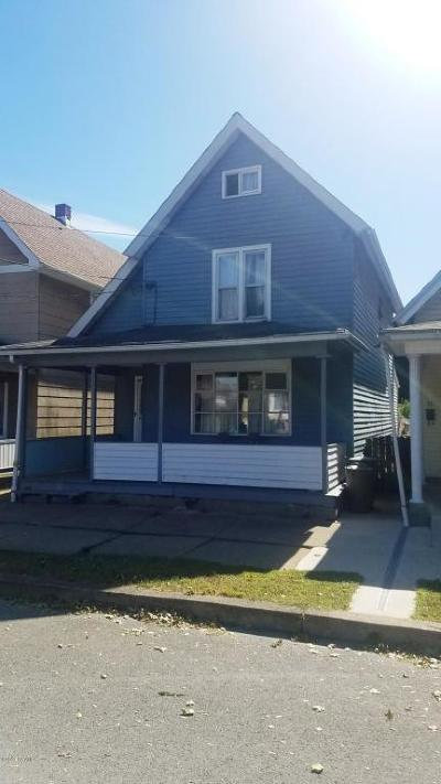 Single Family Home For Sale: 35 Julia St