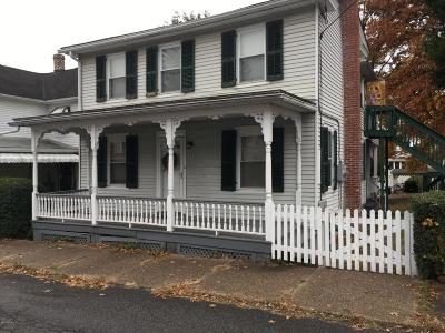 Danville Multi Family Home For Sale: 1003 Vine Street