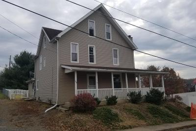 Single Family Home For Sale: 39 E Walnut St