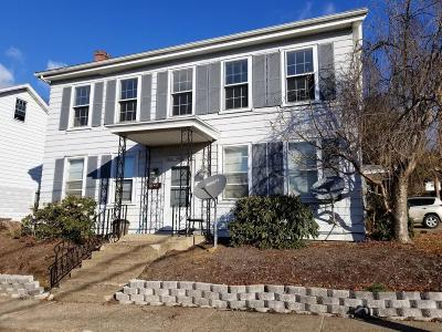 Multi Family Home For Sale: 347 Pine Street