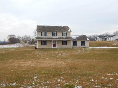 Single Family Home For Sale: 89 Cedar Crest Drive