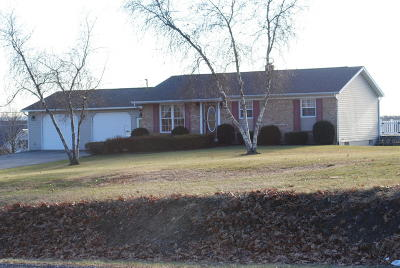 Single Family Home For Sale: 815 County Line Rd