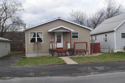 Single Family Home For Sale: 625 North 3rd Street