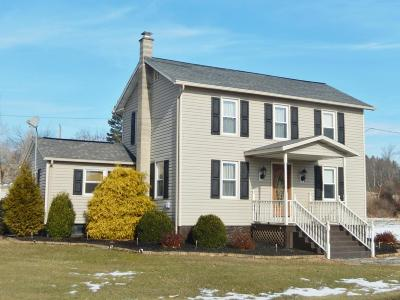 Orangeville PA Single Family Home For Sale: $149,900