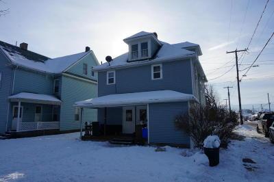 Single Family Home For Sale: 1001 N Warren St