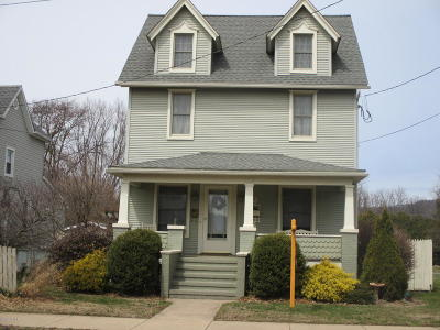Single Family Home For Sale: 1433 Third Ave.