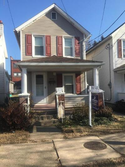 Single Family Home For Sale: 418 Lasalle St