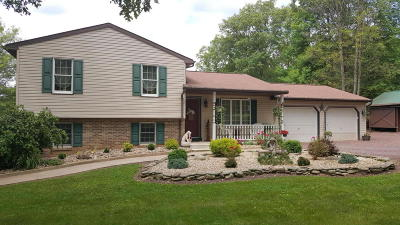 Single Family Home For Sale: 30 Peach Ln